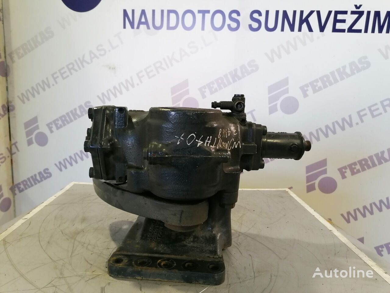 IVECO Stralis steering gear 500346304 41218668 steering gear for tractor unit