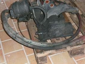 MAN steering gear for MAN SZM 19.464 truck