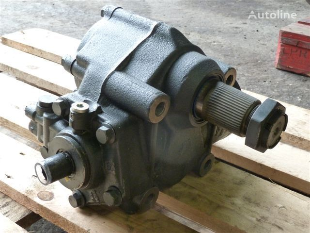 Reparatur aller Lenkgetriebe ZF, Mercedes, TRW steering gear for MAN truck