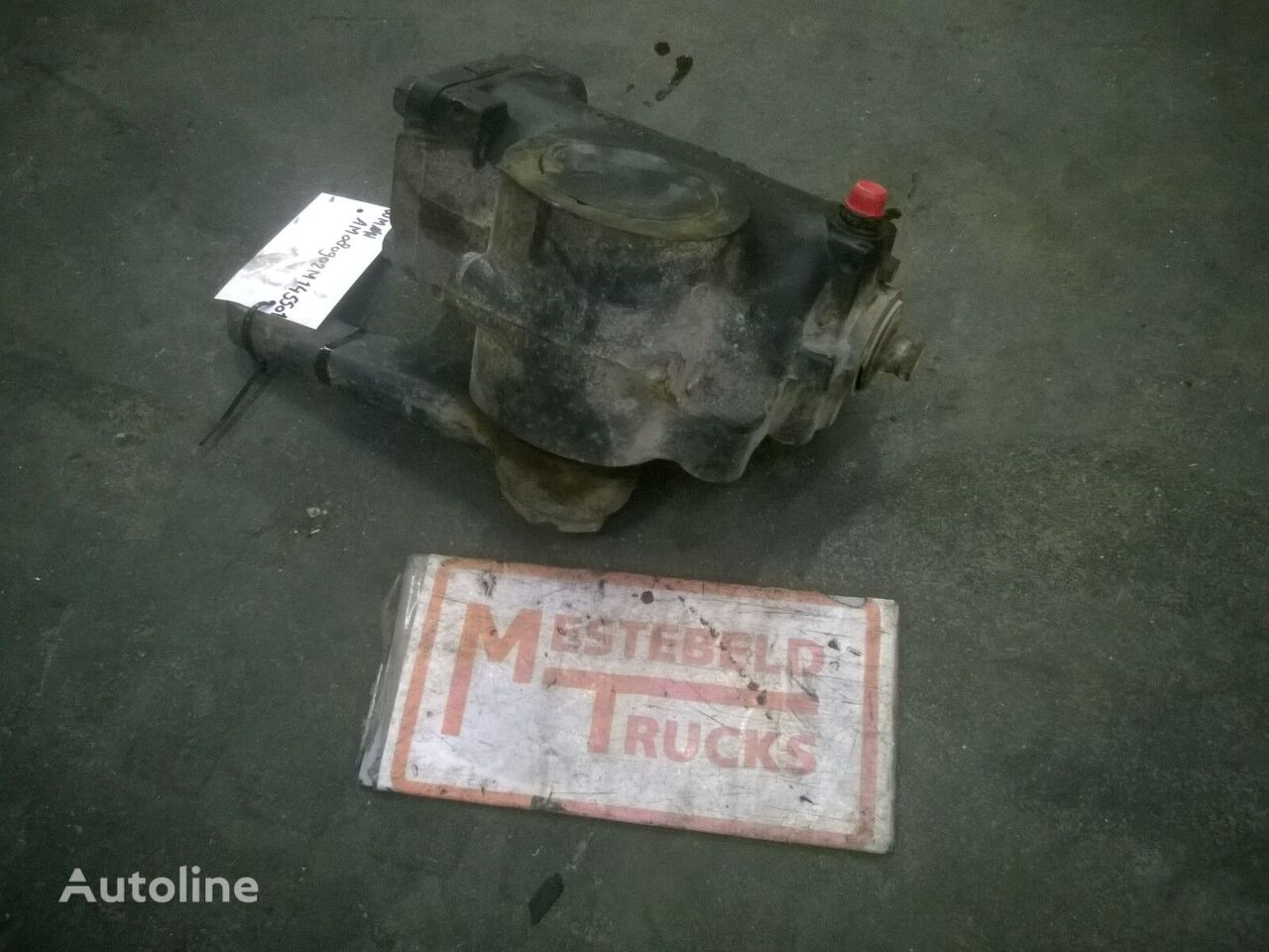 steering gear for MAN Stuurhuis 18.232 tractor unit