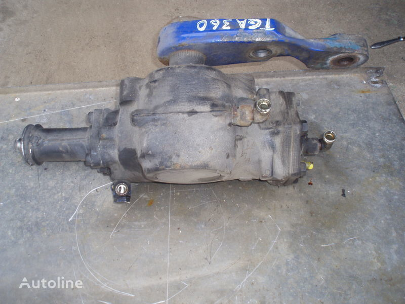 81.46200-6417 , 81.46200-6425 , 81.46200-6403 steering gear for MAN TGA tractor unit