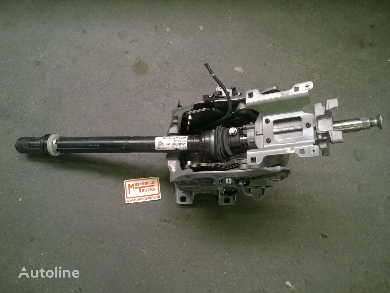 MERCEDES-BENZ Stuurkolom steering gear for MERCEDES-BENZ Stuurkolom MP4 truck