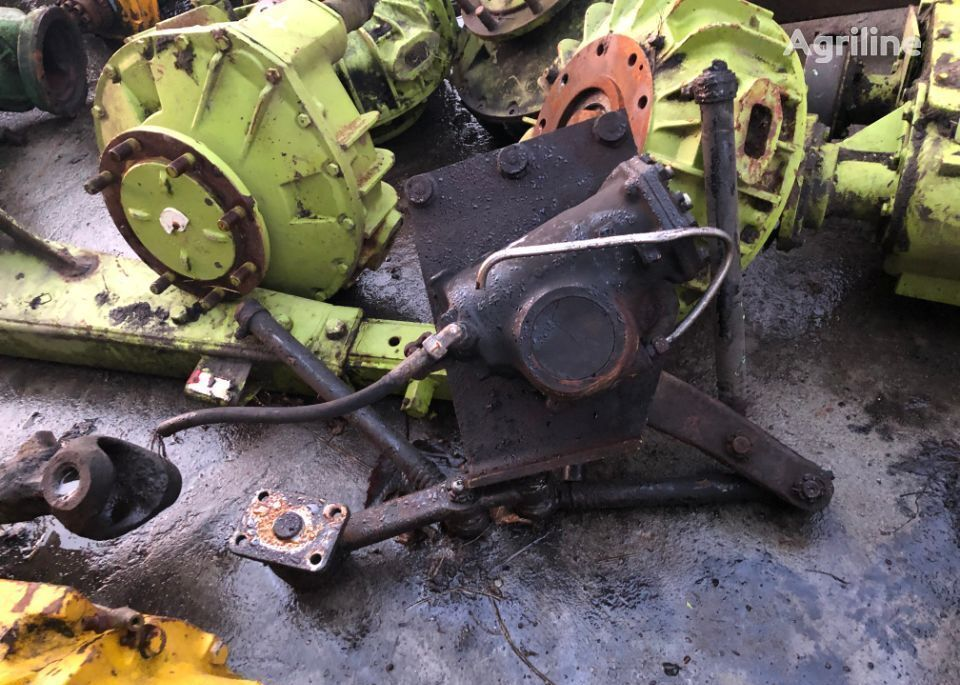 ZF steering gear for tractor