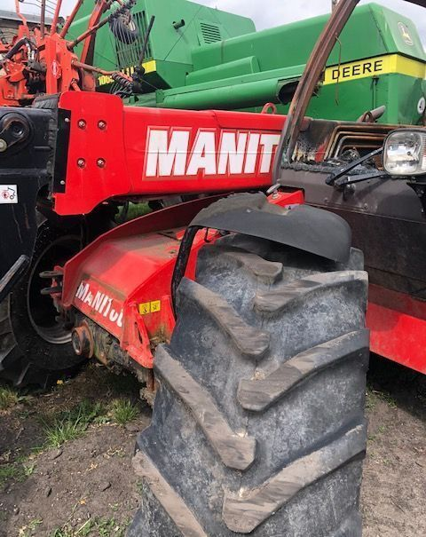 steering knuckle for MANITOU 731 telehandler