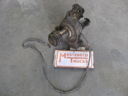 steering knuckle for MAN truck