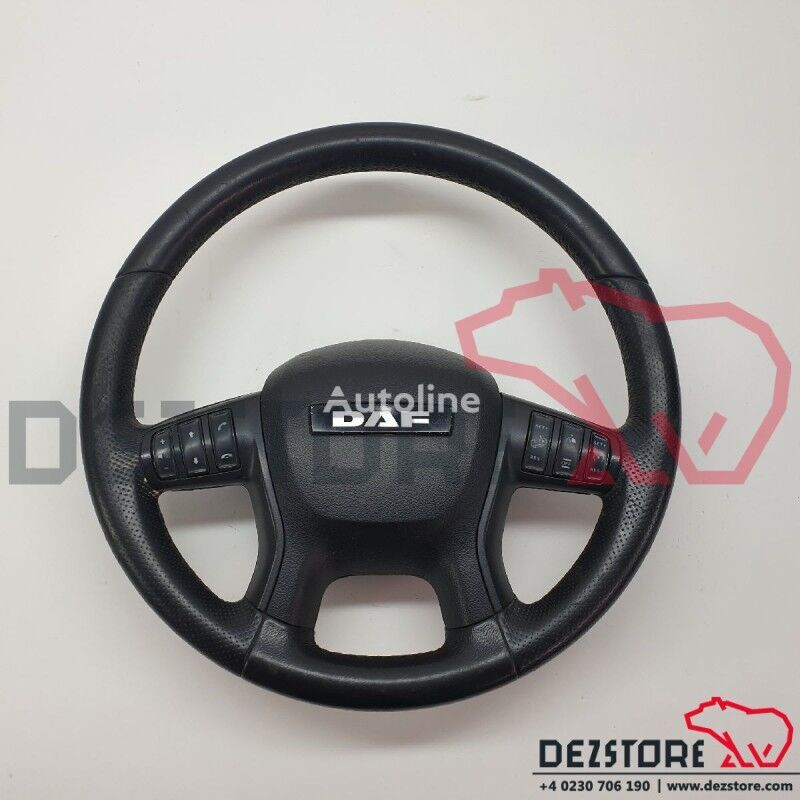 (1843733) steering wheel for DAF XF tractor unit