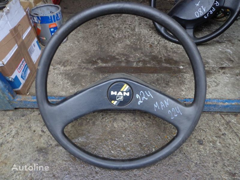 steering wheel for MAN 18 truck