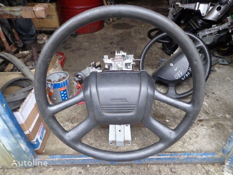 SCANIA steering wheel for SCANIA 124, 114, 94 tractor unit