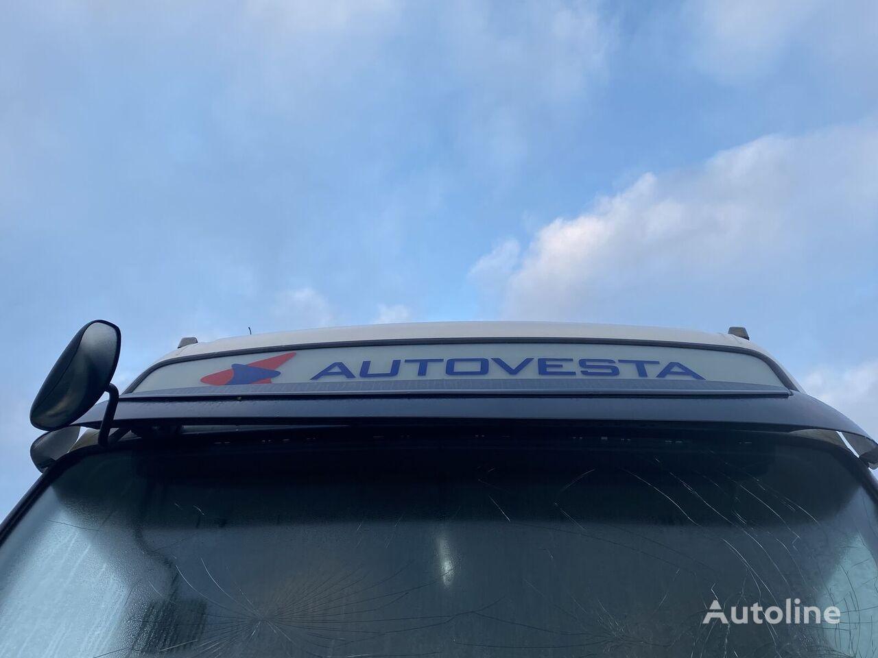 sun visor for VOLVO FH tractor unit