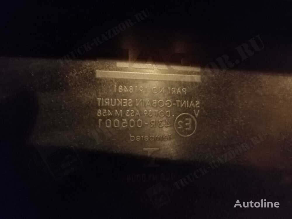 (1918481) sunroof for DAF tractor unit