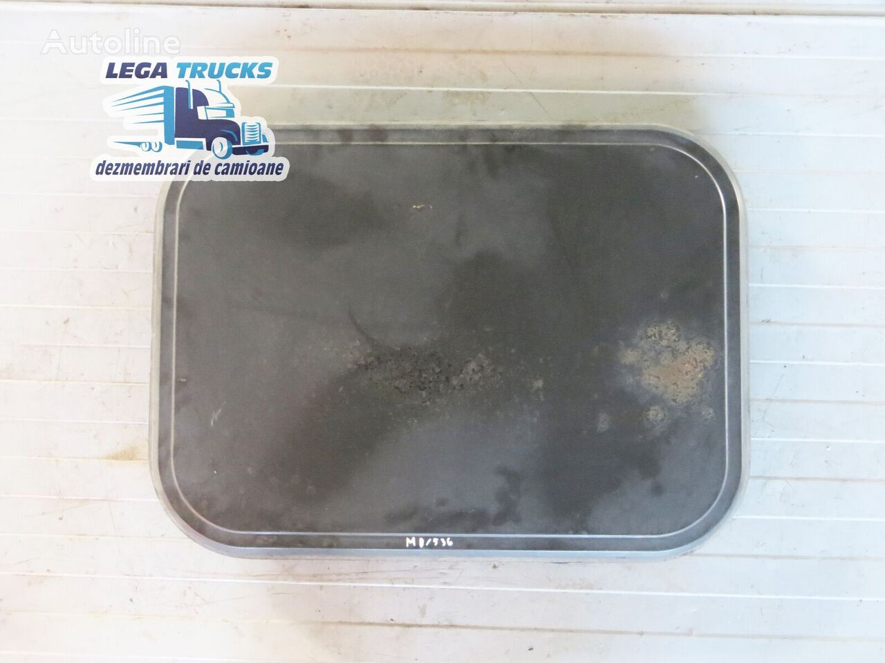 MAN sunroof for tractor unit