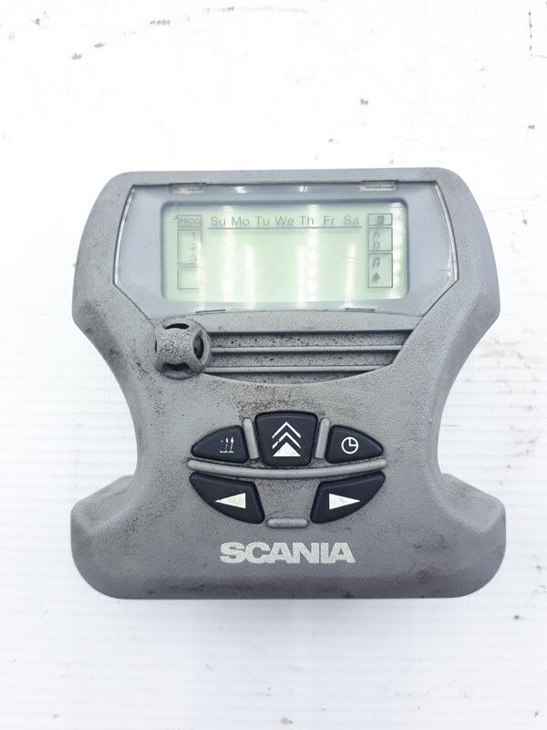 SCANIA suspension remote control for SCANIA 4-series 94/114/124/144/164 (1995-2004) truck