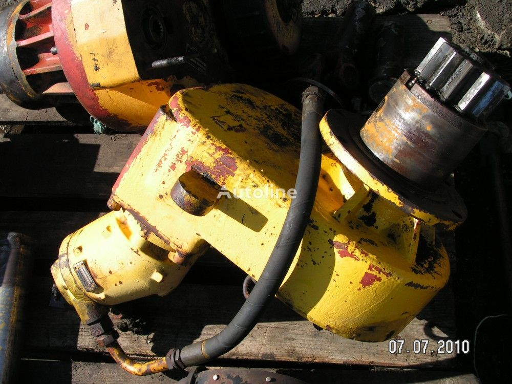ATLAS 1302 LINDE swing motor for ATLAS 1302 1402 excavator