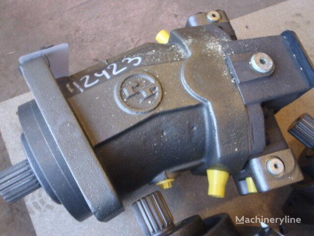 REXROTH A6VM107MO/62W0430-NZB080A-S (E4743754) swing motor for CASE WX200 excavator