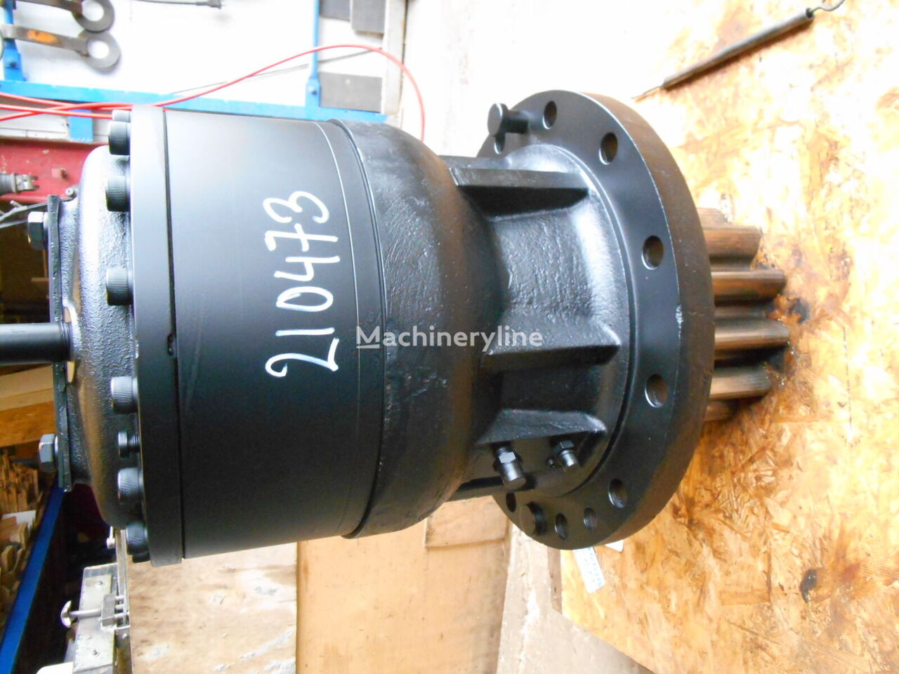 HYUNDAI 31ND-11140 swing motor for HYUNDAI ROBEX 800LC-7 excavator