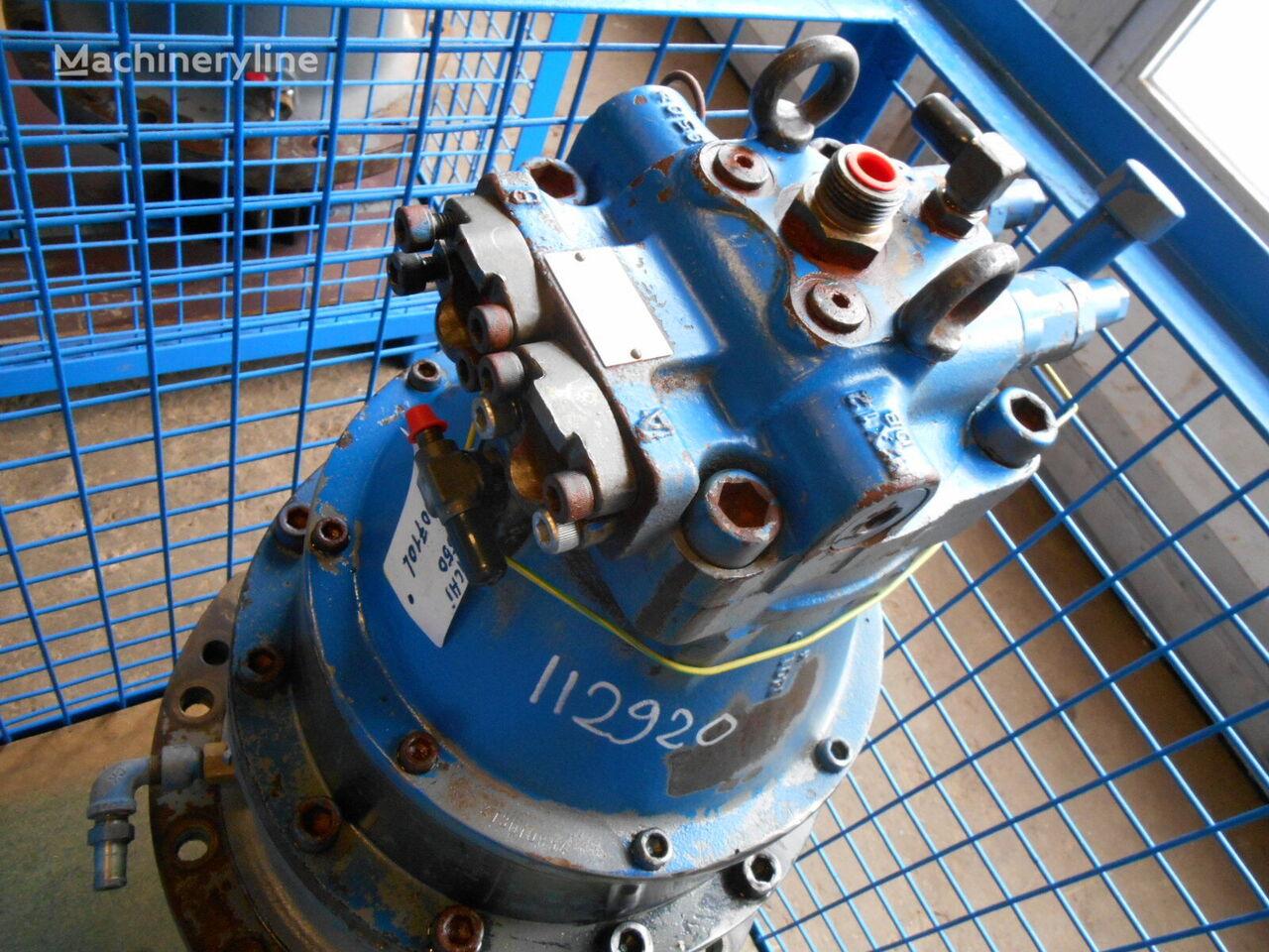 KAWASAKI M2X120B-CHB-10A-09/305 swing motor for excavator