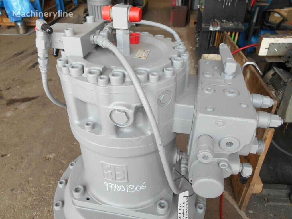 KAWASAKI MX500BO-10A-02 swing motor for excavator