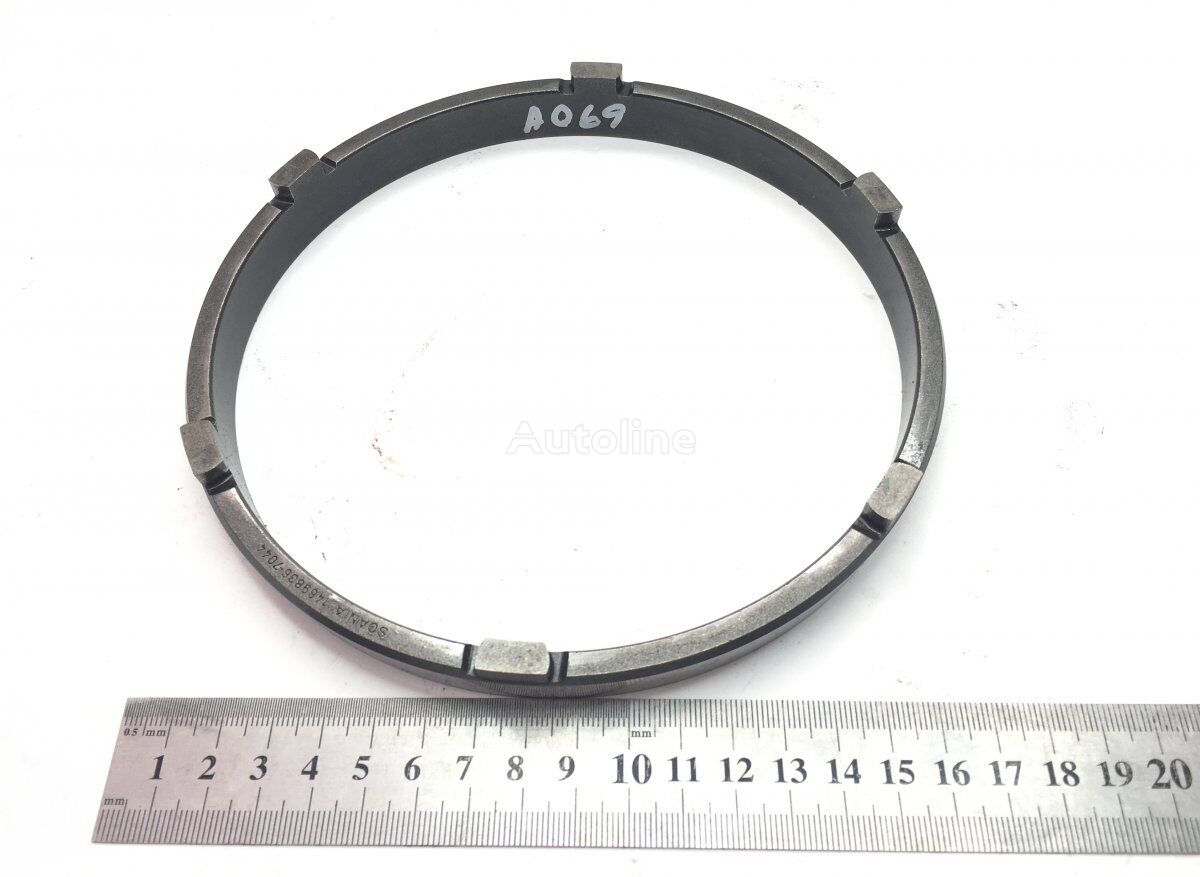 SCANIA R-series (01.04-) (1489836 1849451) synchronizer ring for SCANIA P G R T-series (2004-) tractor unit
