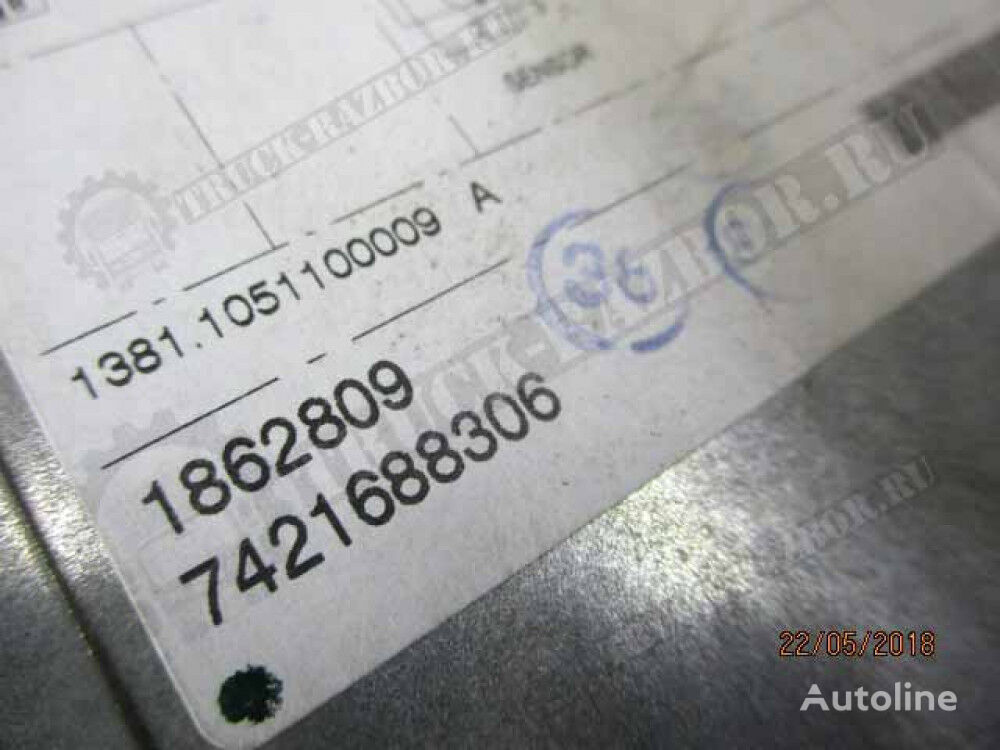 (1862809) tachograph for DAF tractor unit