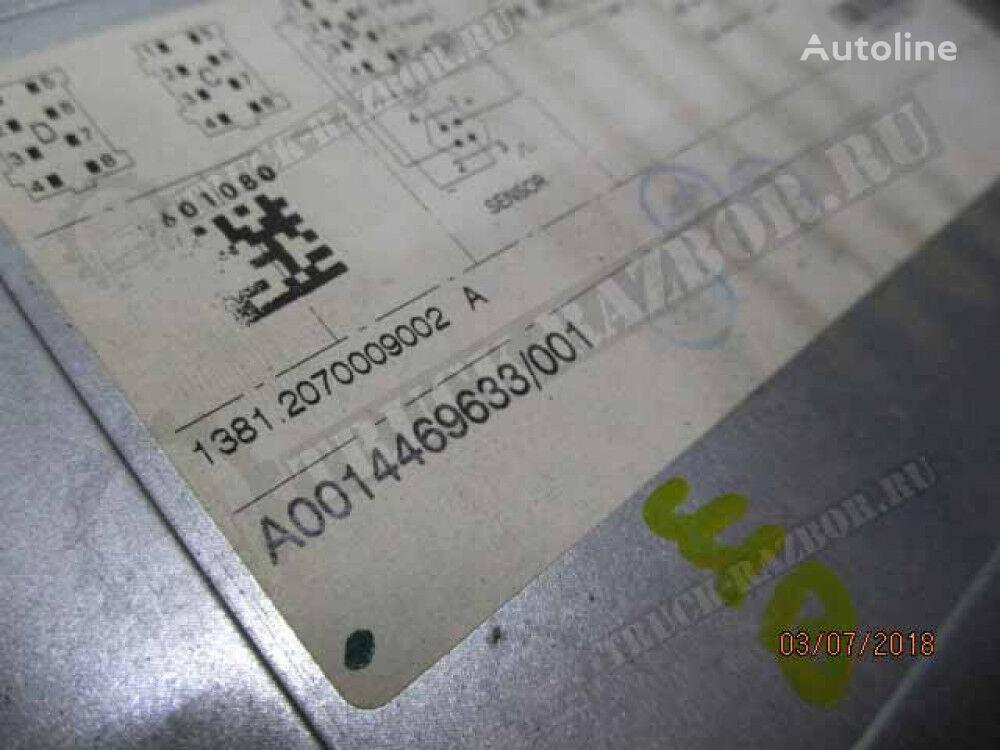 tachograph for MERCEDES-BENZ tractor unit
