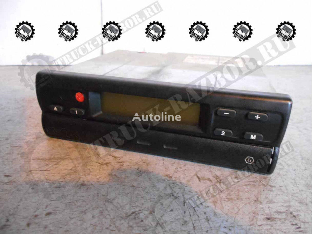 tachograph for RENAULT tractor unit