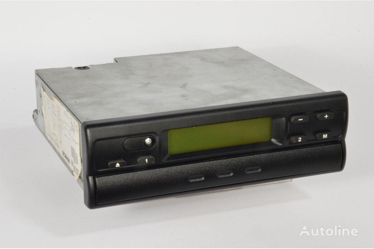 MTCO (1772354) tachograph for SCANIA R truck