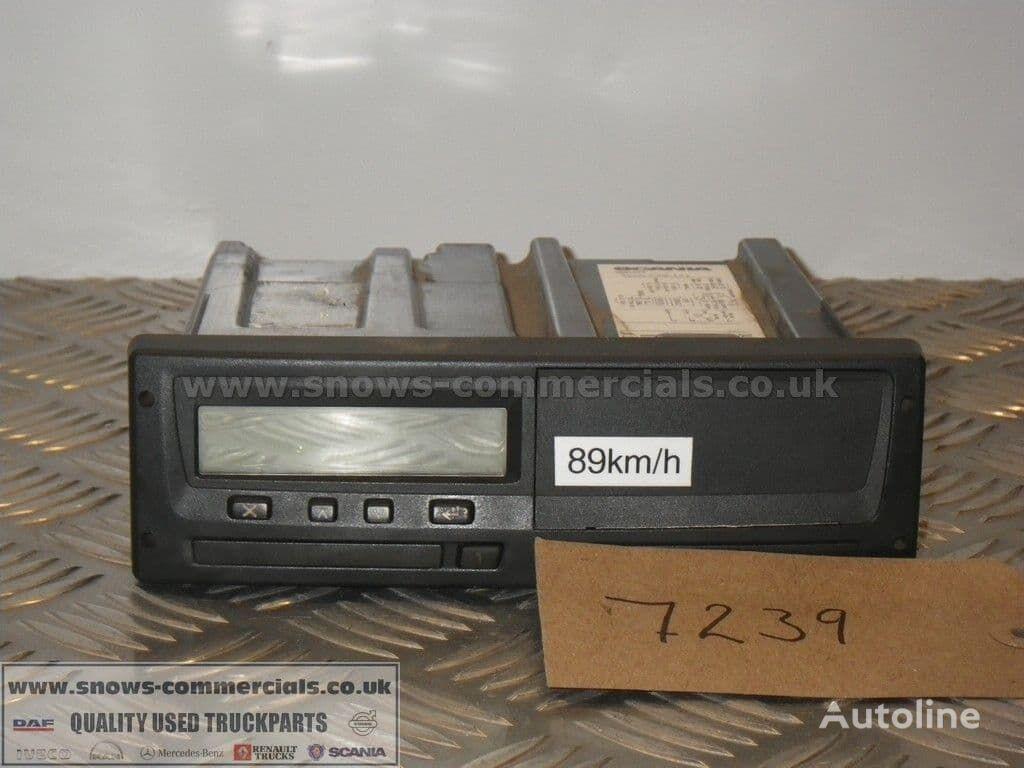 SCANIA Tachograph tachograph for truck