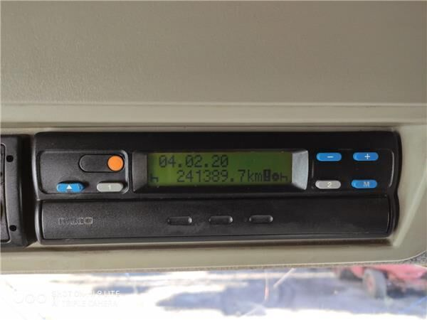 Tacografo Digital Iveco Stralis AS 440S48 tachograph for IVECO Stralis AS 440S48 tractor unit