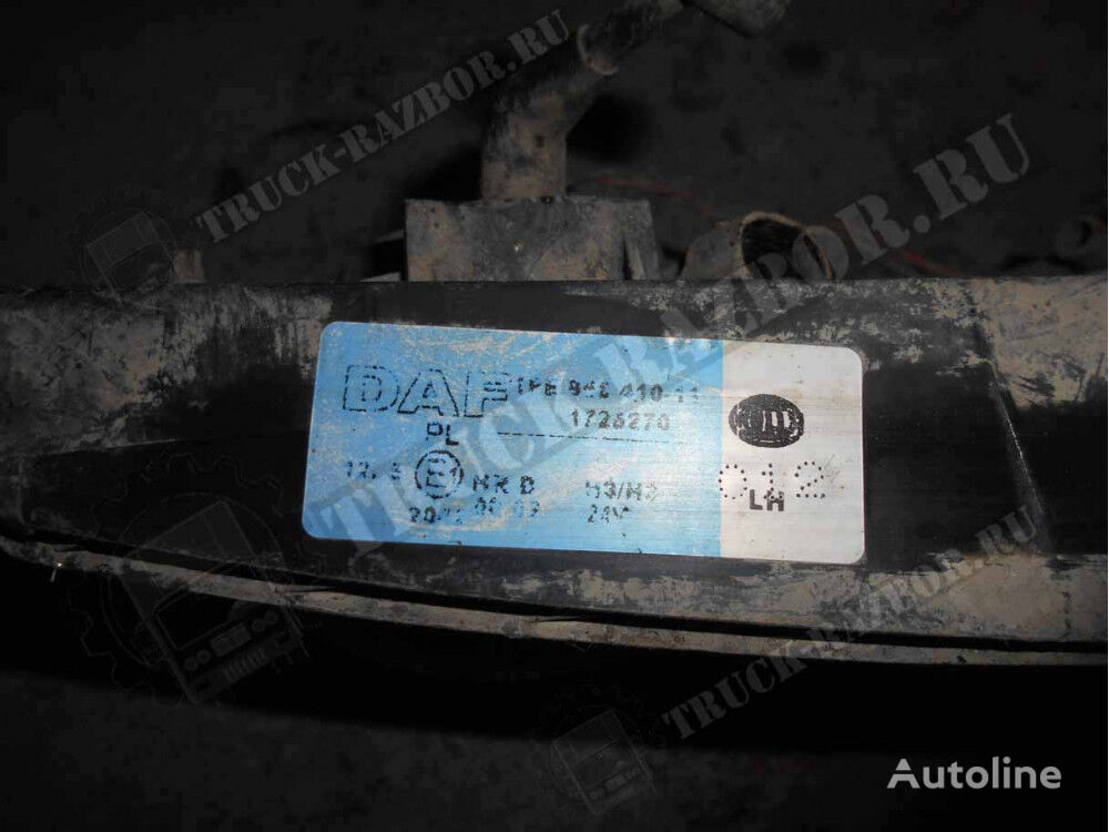 (1726270) tail light for DAF PTF, L tractor unit