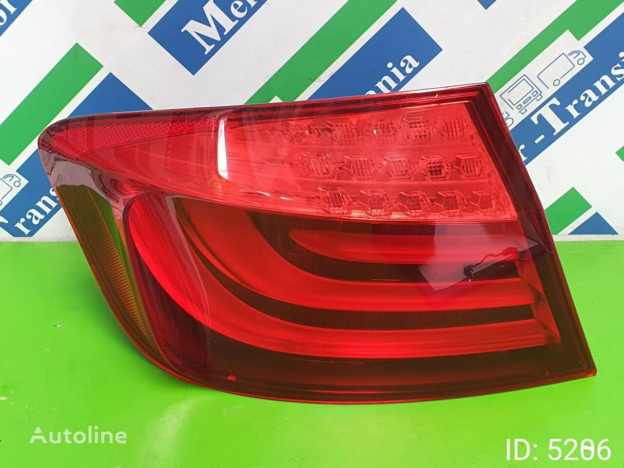 tail light for BMW 520D - F10, Berlina car