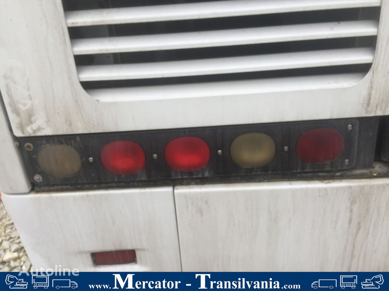 Rückleuchten tail light for RENAULT Ares bus for parts
