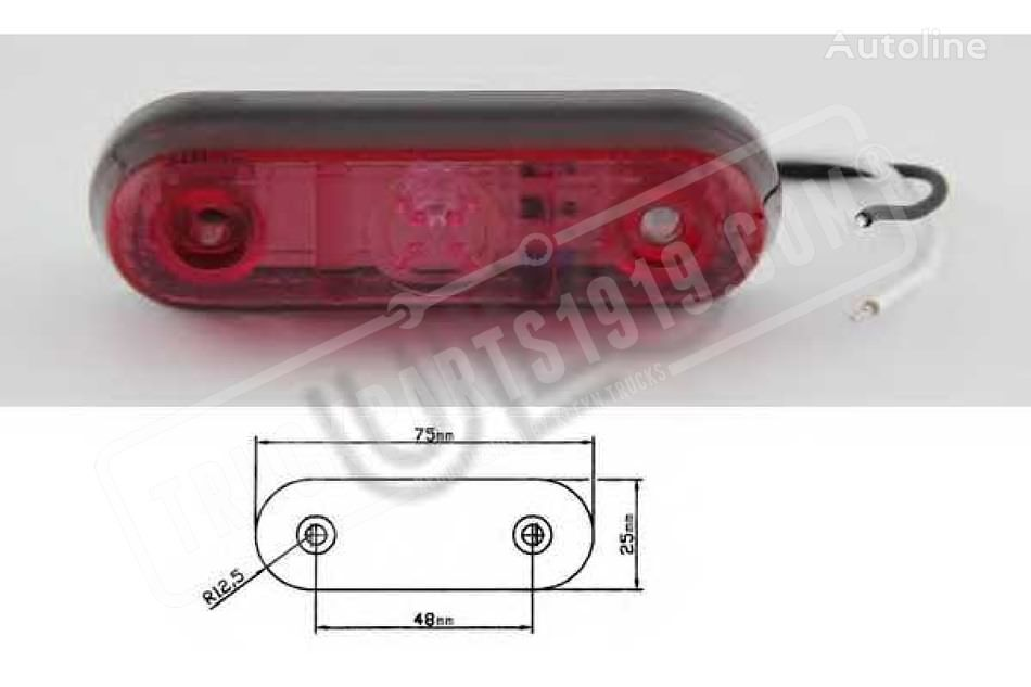 new ULO (ULO2908001) tail light for truck