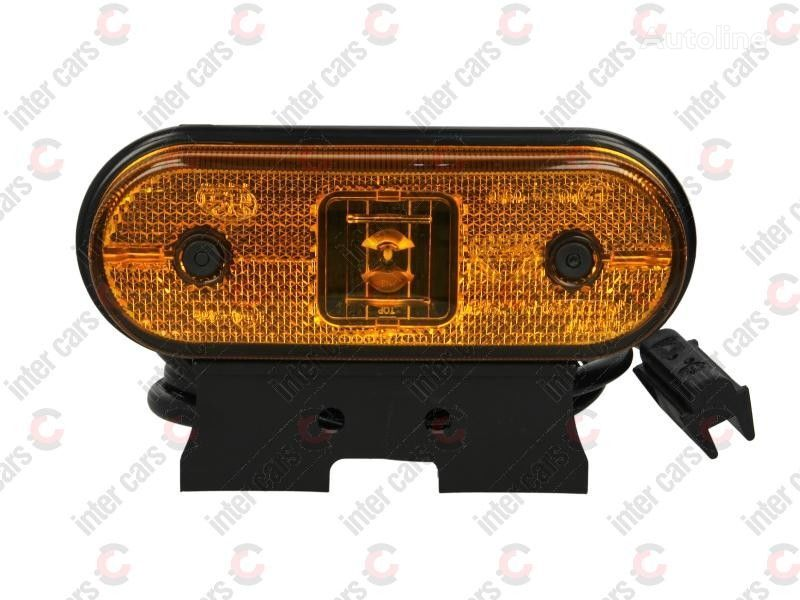 new GABARITNIY LED-24V + KABEL 1,5M ORANZhEVIY ASPOCK (A31-2064-037) tail light for trailer