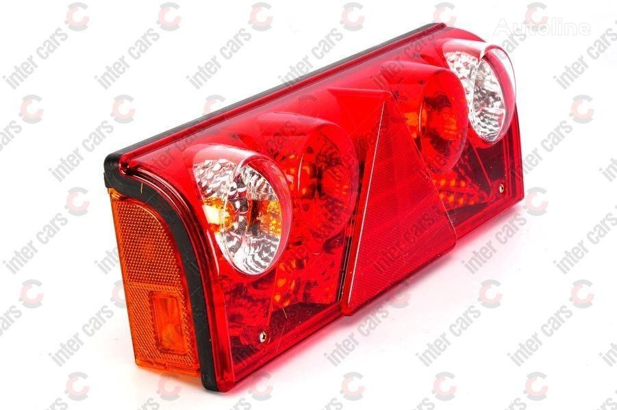 new ZADNIY EUROPOINT II LH 7pin ASPOCK (A25-6000-507) tail light for SCHWARZMÜLLER trailer