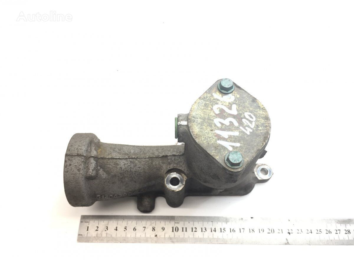 MAN TGS 26.360 (01.07-) thermostat housing for MAN TGS (2007-) tractor unit