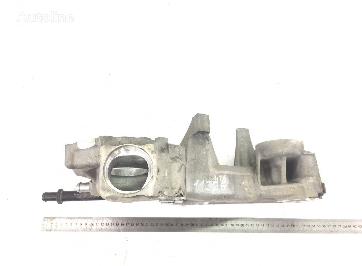 MAN TGS 26.360 (01.07-)Coolant Pump Casing thermostat housing for MAN TGS (2007-) tractor unit