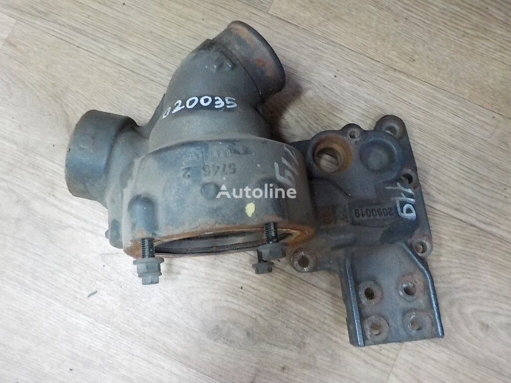 Korpus a thermostat housing for RENAULT truck