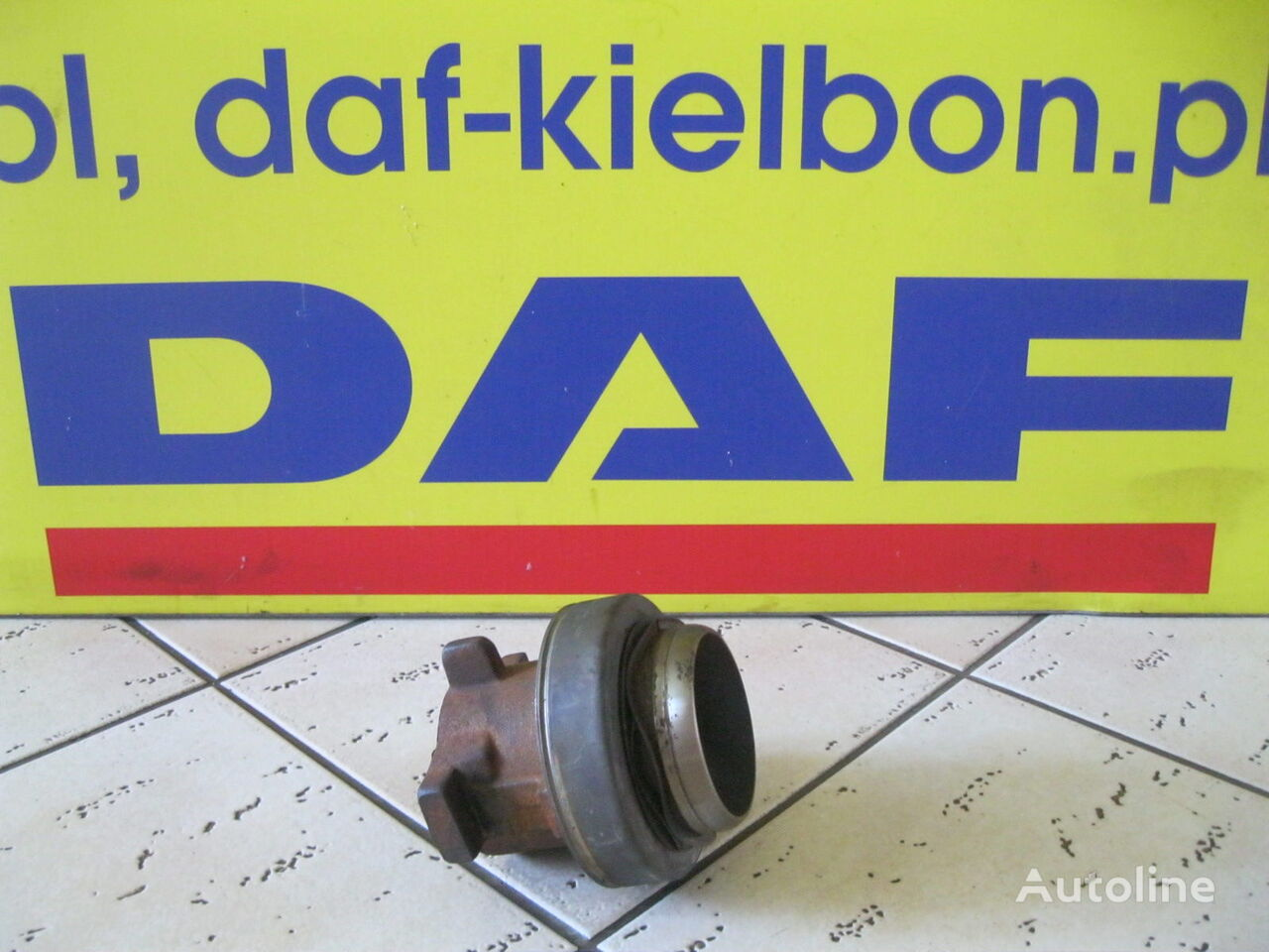 SACHS throwout bearing for DAF XF 106 tractor unit