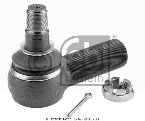 new RENAULT M38X1,5MM (prodolna) FEBI tie-rod end for RENAULT  IVECO TURBOSTAR/TECH truck