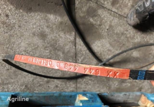 Claas 644448 [ORYGINAŁ] timing belt for CLAAS tractor
