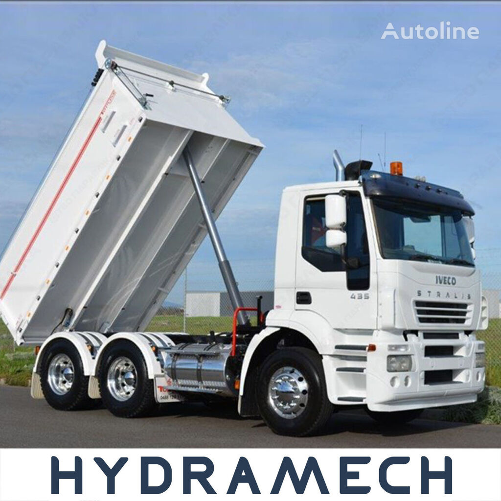 new tipper system for IVECO truck