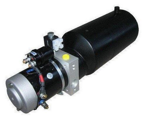 new / Gidravlika, elektro gidravlika tipper system for GAZ truck