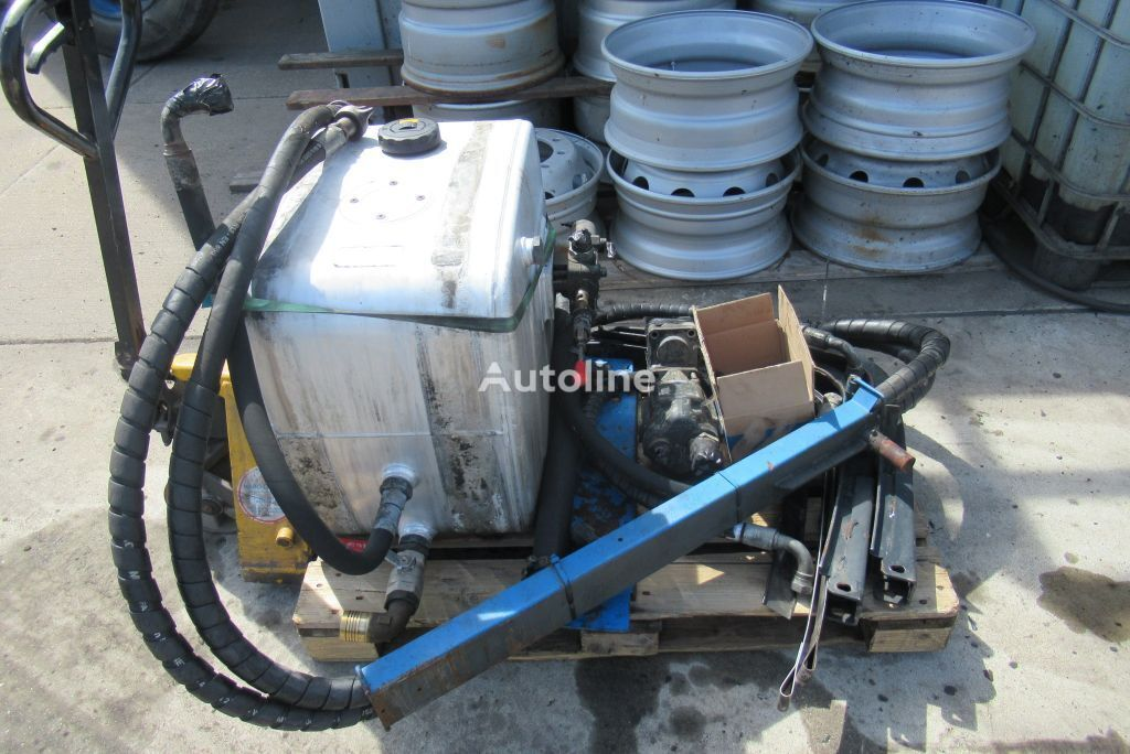 DAF Hydrauliek set / Hydraulic / met pomp tipper system for truck