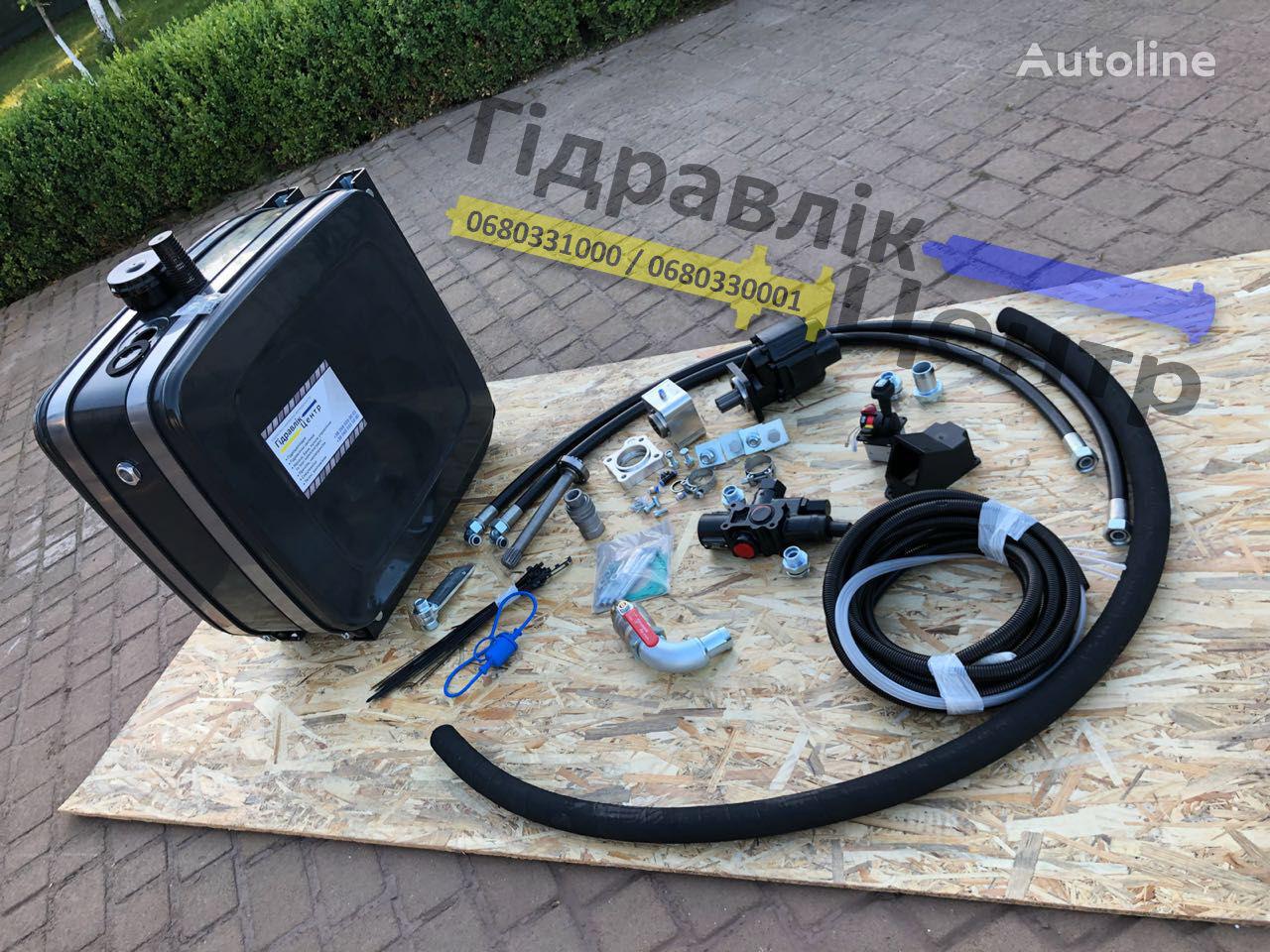 new Gidravlika na tyagacha. Dlya samosvala. Evropeyskogo virobnictva. tipper system for MAN Daf, Renault tractor unit