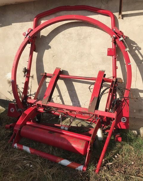 tow bar for WELGER  RPC 435 baler