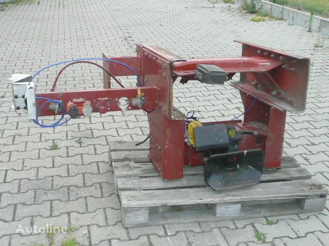 Automatik 50´ Bolzen tow bar for Rockinger Hunterflur truck