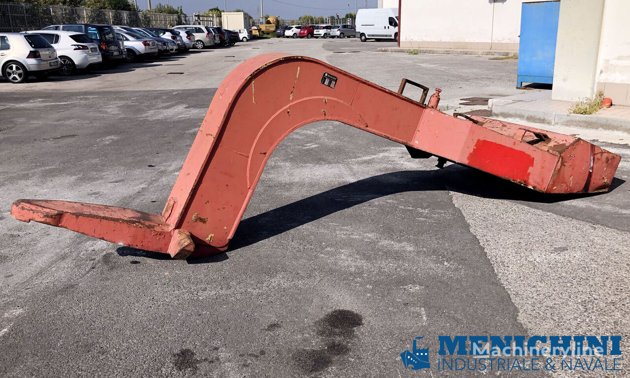 GOOSENECK SEACOM tow bar for other construction equipment