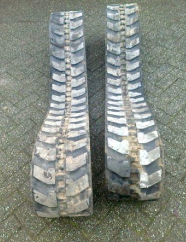 brigstone B/U rezinovye track chain for mini digger
