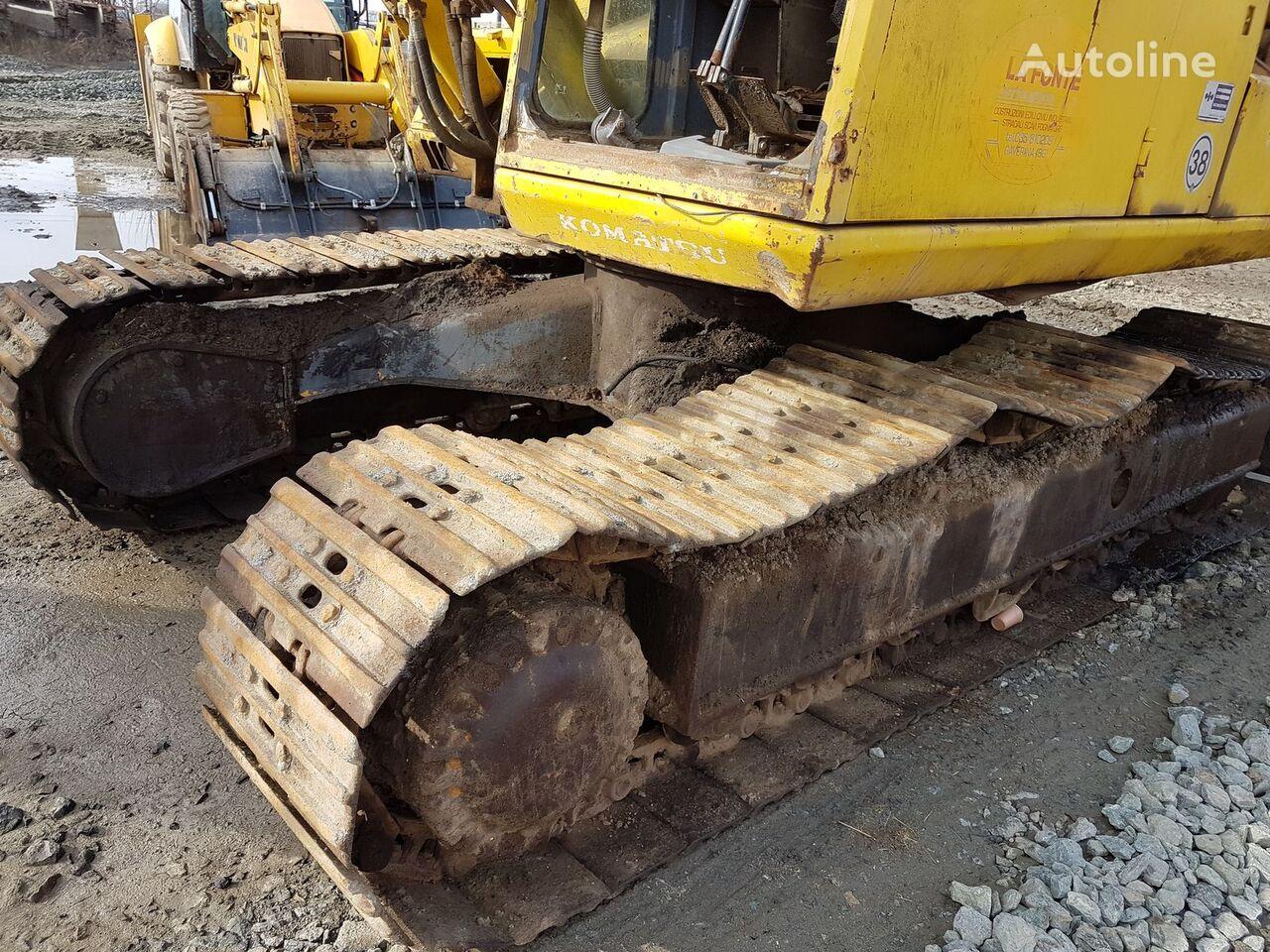 track chain for KOMATSU PC180NLC excavator