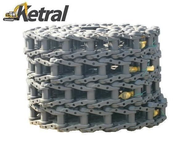 new CASE track chain for CASE 9040 excavator